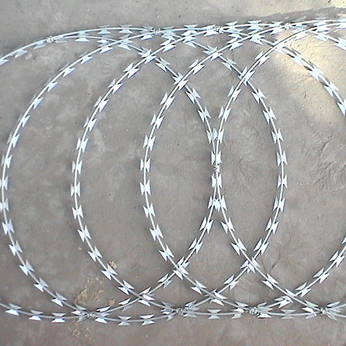 Stainless Steel Razor Wire
